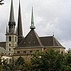 Kathedrale Notre-Dame - Luxemburg