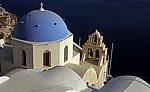 Kirche - Santorini