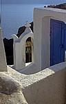 Glockenturm - Santorini