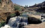Kleiner Wasserfall des Flusses Melendiz - Ihlara-Tal