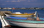 Fischerboote - Alanya