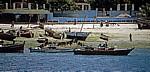 Fischerboote - Daressalam