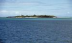 Insel im Indischen Ozean - Zanzibar Channel
