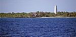 Chumbe Island: Leuchtturm - Zanzibar Channel