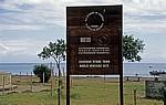 Stone Town: Hinweistafel - Zanzibar Town