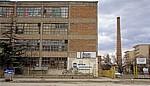 Altes Fabrikgebäude - Korça