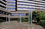 Regensburger Str. 104: Zentrale der Bundesagentur für Arbeit - Nürnberg