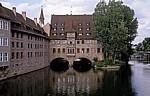 Heilig-Geist-Spital an der Pegnitz - Nürnberg