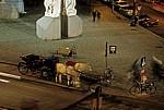 Fiaker bei Nacht - Wien