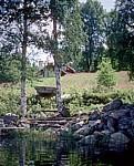 Typisches Haus in Småland - Jälluntofta