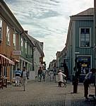 Altstadt: Typische Holzhäuser - Eksjö