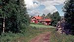 Typisches Holzhaus - Småland