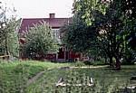 Typisches Holzhaus - Ingatorp
