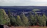 Blick auf den Ort - Ingatorp