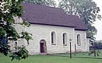 Myresjö: Alte Kirche (Myresjö g:a kyrka) - Eksjö