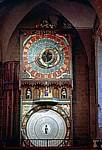 Dom: Astronomische Uhr (Horologium mirabile Lundense) - Lund