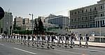Syntagma-Platz: Wachablösung der Evzonen - Athen