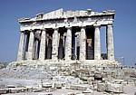Akropolis: Parthenon - Athen