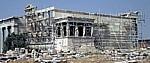 Akropolis: Erechtheion mit den Karyatiden - Athen