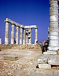 Poseidontempel - Kap Sounion