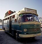Bus nach Fira - Santorini