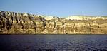 Steilküste - Santorini