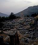 Tholos im Heiligtum der Athena Pronaia - Delphi