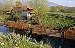 Haus mit angeschlossener Fischzucht - Albanien