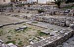 Ausgrabungsstätte Onhezmi: Synagoge und Basilika - Saranda
