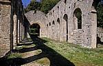 Frühchristliche Basilika - Butrint