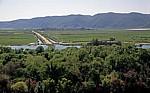 Blick auf den Vivar-Kanal - Butrint