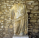 Akropolis (Museum): Statue - Butrint