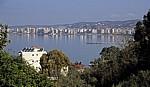 Blick auf Vlorë - Vlora