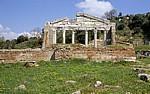 Tempelruine (Monument des Agonothetes) - Apollonia