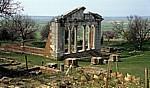 Agora mit dem Monument des Agonothetes - Apollonia
