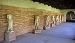 Kloster St. Marien (Shën Meri): Statuen - Apollonia