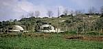 Zwischen Fier und Berat: Bunker - Myzeqe-Ebene