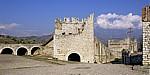 Burg (Kalaja): Festungsmauer - Berat
