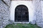 Burg (Kalaja): Holztor - Berat
