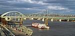 Mississippi-Dampfer auf dem Ohio - Cincinnati