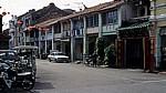 Seitenstraße - George Town (Penang)