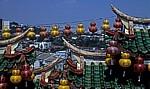 Kek Lok Si-Tempel: Lampions - Air Itam