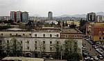 Blick vom Uhrturm - Tirana