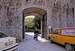 Eingang zur Altstadt - Budva