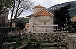 Altstadt: Kirche der Heiligen Dreifaltigkeit - Budva