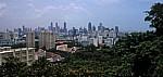 Blick vom Mount Faber - Singapur