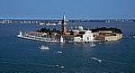 Blick vom Campanile: San Giorgio Maggiore - Venedig