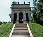 Park der Villa Pisani: Coffee House - Stra