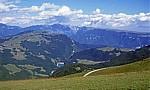 Blick vom Monte Baldo - Gardasee