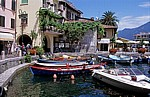 Hafen - Limone sul Garda